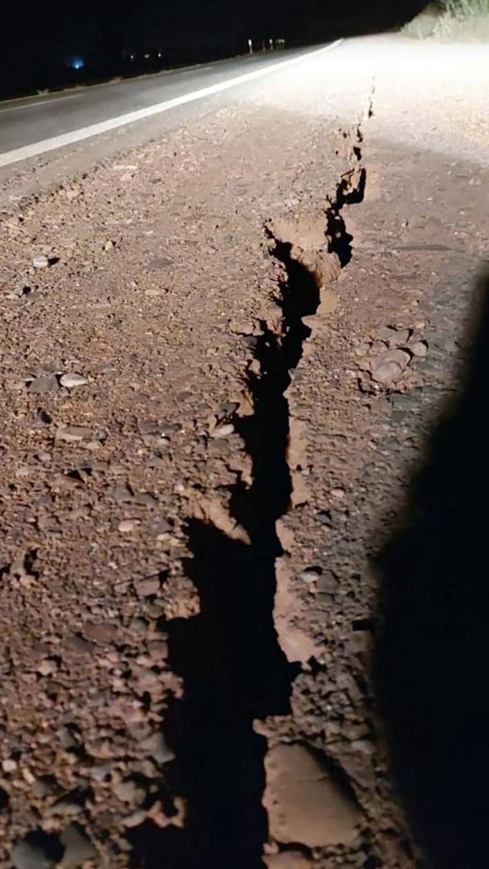 Se registró un terremoto de 6,4 grados en la escala Richter en San Juan: se sintió en Córdoba y Mendoza