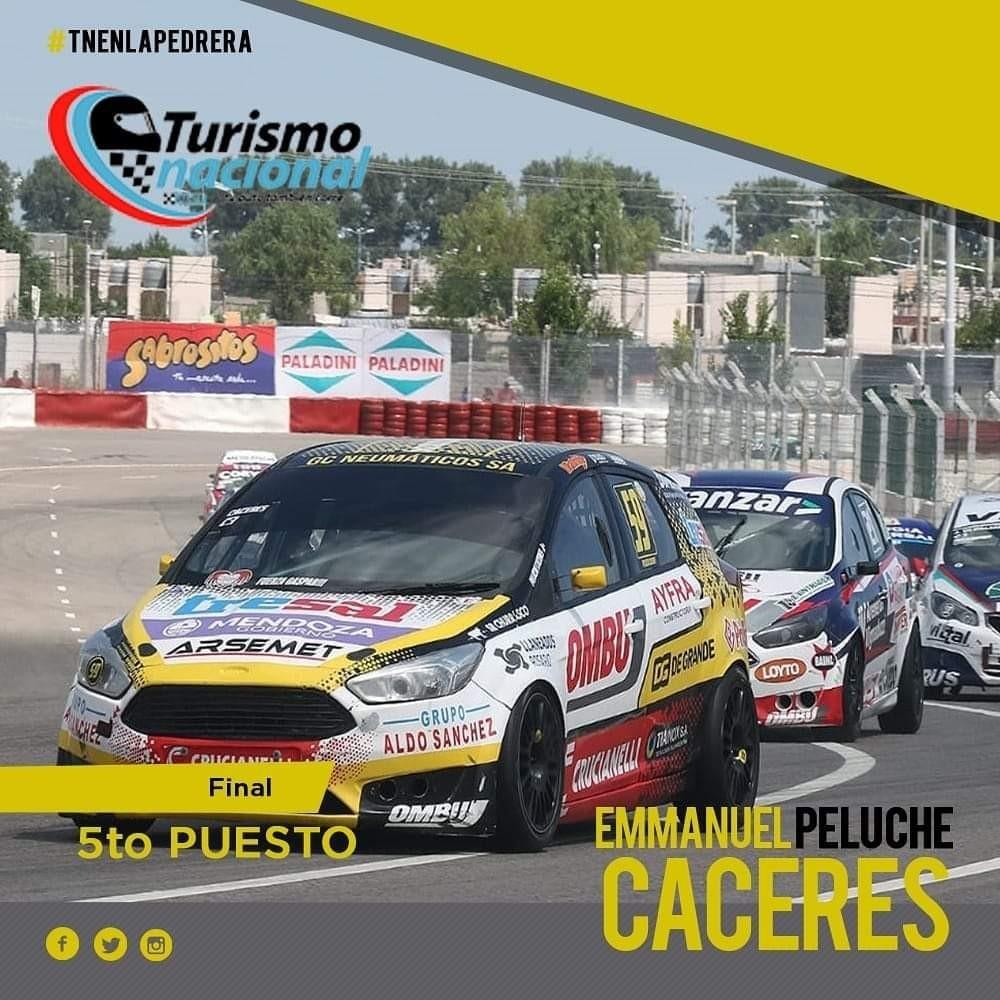 EXCELENTE INICIO DE EMMANUEL CÁCERES EN EL TN