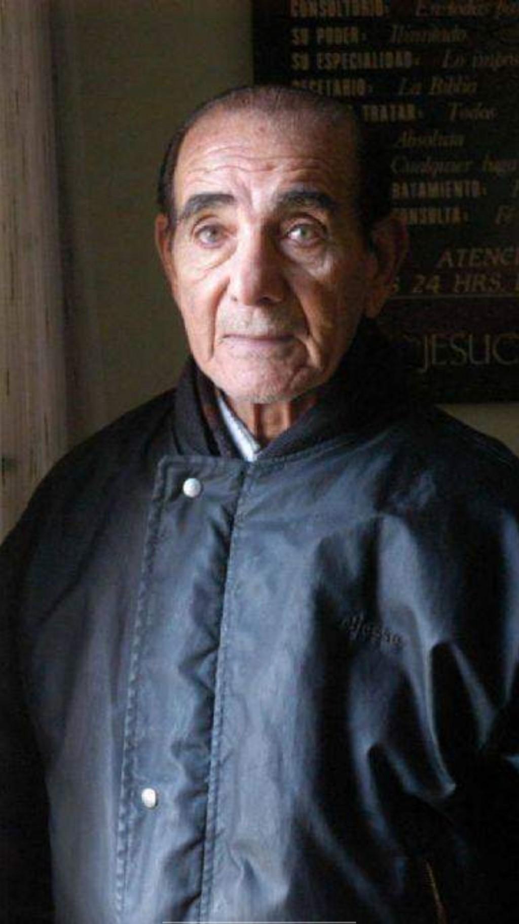 Una leyenda de San Martín pelea su último round Mustafa Tafito