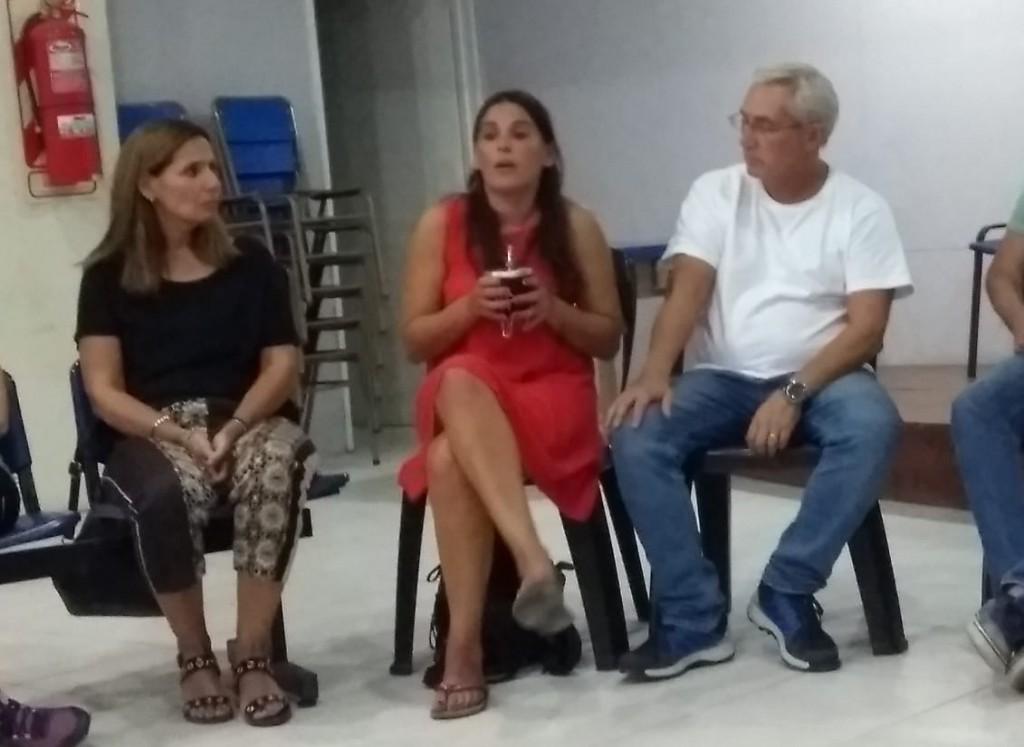 En San Martín Unidad Ciudadana ya tiene candidata a Intendente. PAULITA REPETTO