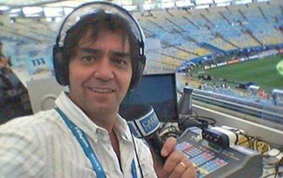 El Bocha Houriet relató el golazo argentino contra el coronavirus