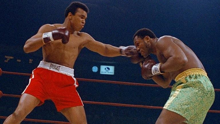 Se cumplen 50 años de la verdadera Pelea del Siglo: Muhammad Ali vs Joe Frazier