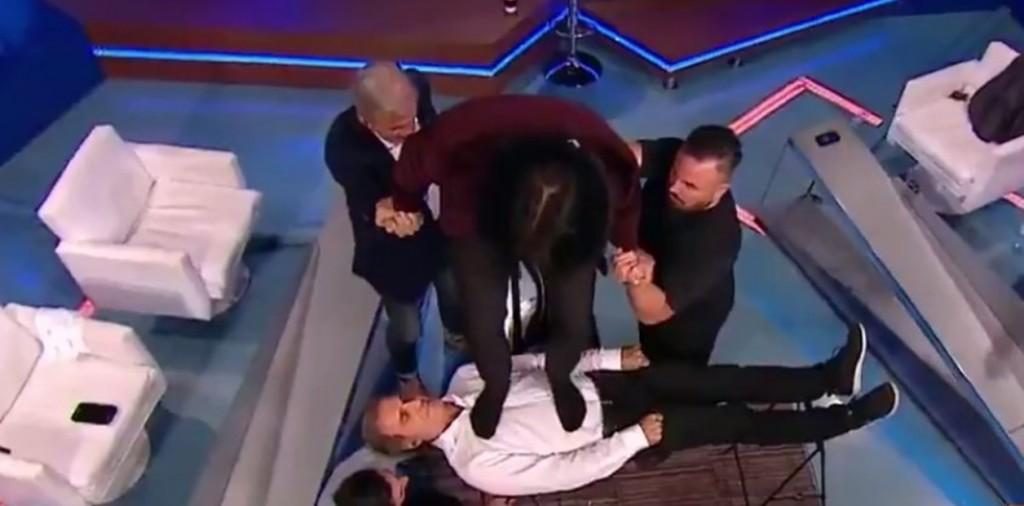 ¡Tusam hipnotizó a Ruggeri!