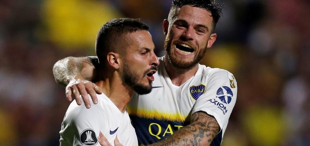 Boca igualó 2-2 con Deportes Tolima