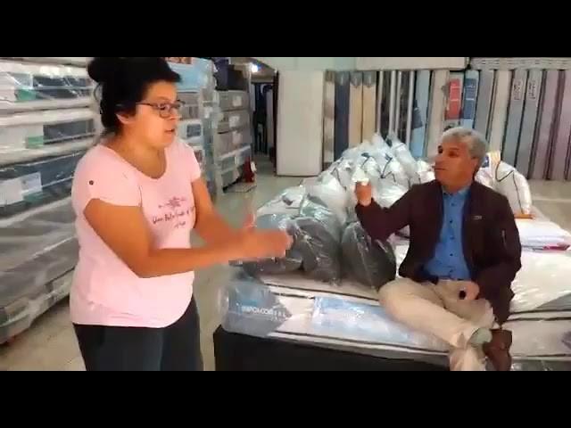 La dueña de un comercio echó a Claudio Poggi, candidato de Cambiemos en San Luis, de su local