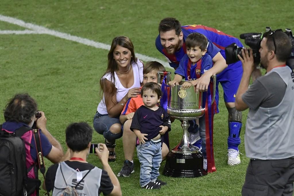 La mejor foto de Antonela: la familia Messi y un recuerdo inolvidable