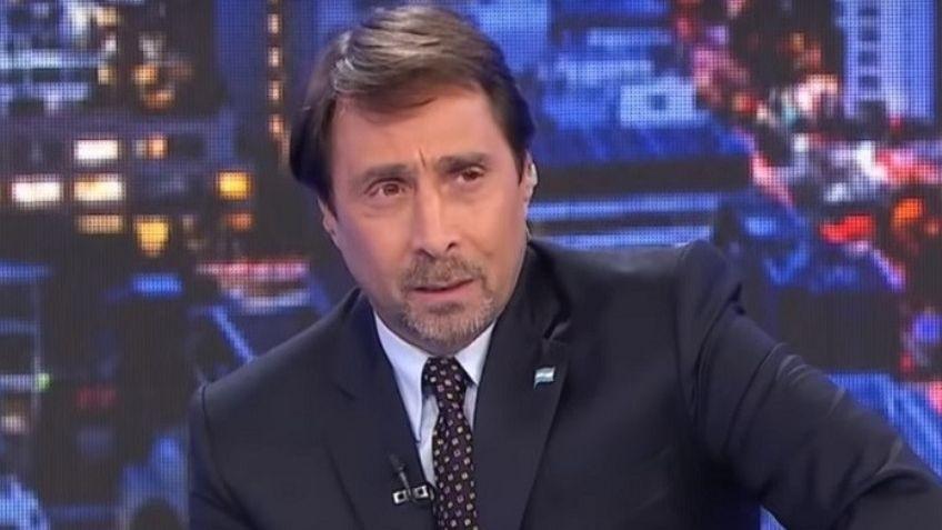 Fuerte insulto de un intendente a Feinmann en vivo