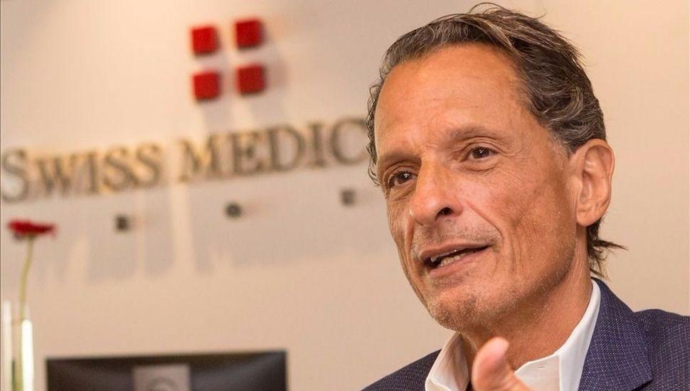 """Claudio Belocopitt: """"En cuatro o cinco días el sistema de salud deja de aguantar"""""""