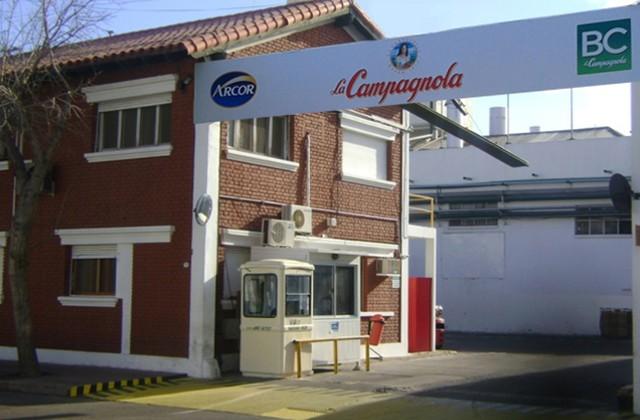 La Campagnola cierra sus 2 Plantas en San Martín