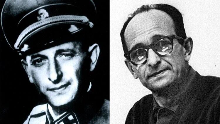 """A 60 años de la """"Operación final"""": la increíble captura de Adolf Eichmann en la Argentina"""
