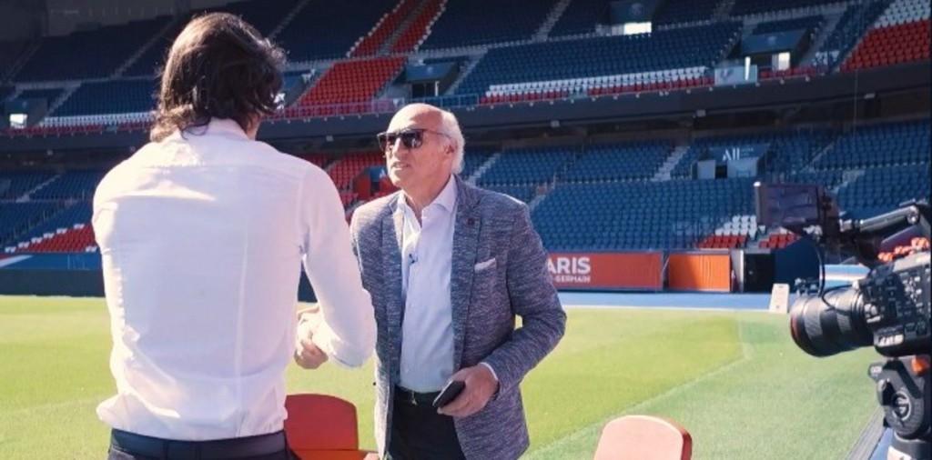 La pregunta de Cavani a Bianchi que ilusiona a los hinchas de Boca