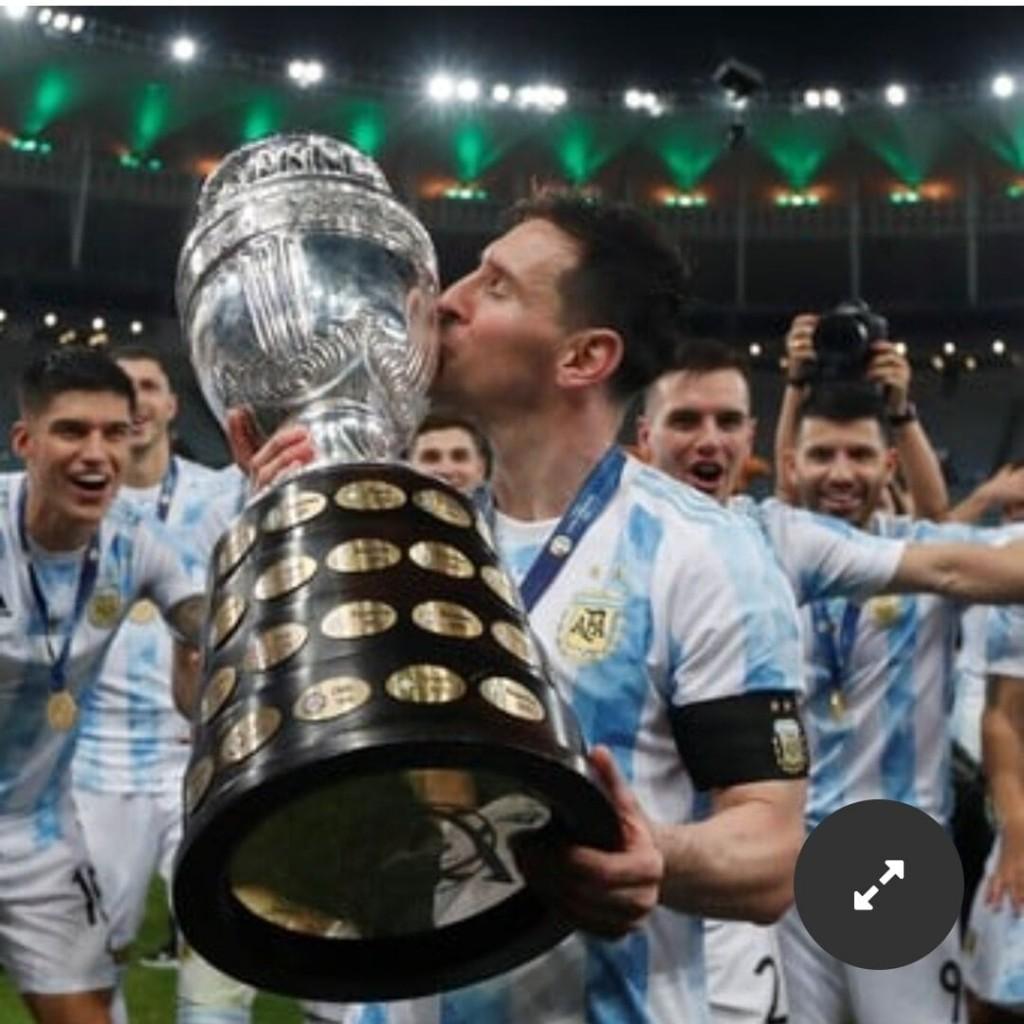 Las mufas quedaron todas atrás. ARGENTINA ES CAMPEÓN DE AMÉRICA