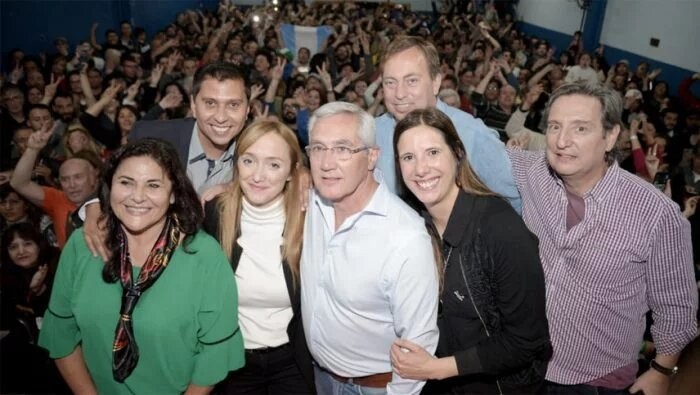 Después de 8 años, el PJ festejó un triunfo en Mendoza