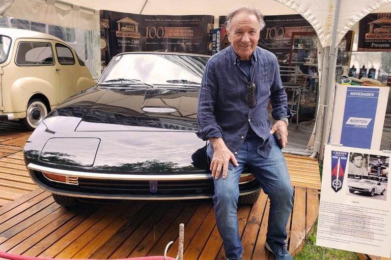 Tulia, el auto argentino que sorprendió en el Salón de París