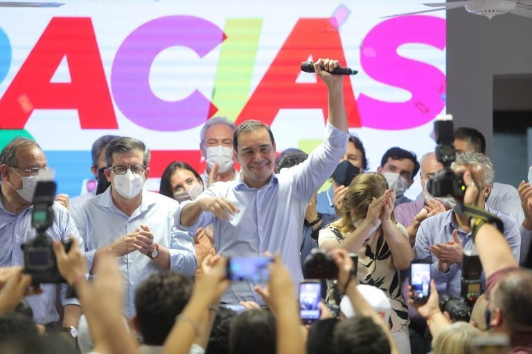 Elecciones en Corrientes: Gustavo Valdés sacó una amplia ventaja y fue reelecto como gobernador