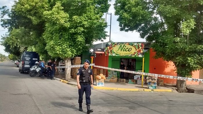 Asesinaron a sangre fría a una comerciante en San Martín