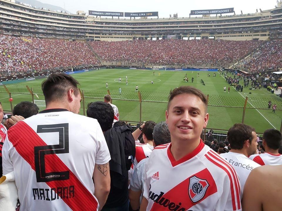 Sólo para fanáticos  Las locuras para llegar a Lima y ver a River en la final de la Libertadores