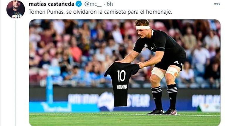 Duras críticas a Los Pumas