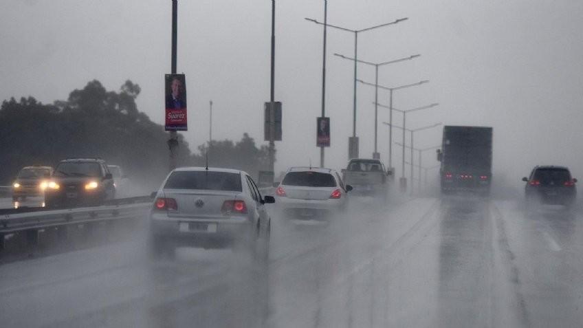 Vuelve la lluvia: hay alerta por tormentas fuertes y granizo en Mendoza