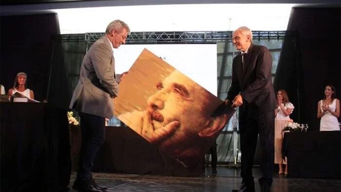 Raúl Rufeil asumió como intendente de San Martín y al acto no faltó nadie